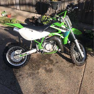 2001 Kawasaki Kx65 for Sale in Fresno, CA
