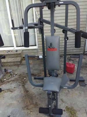 2 Weider home gym equipment for Sale in Newark, OH