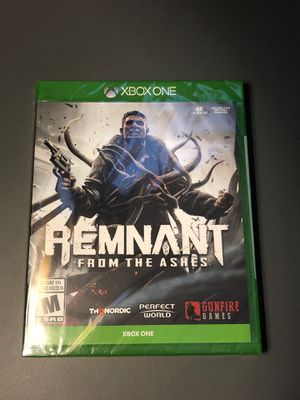 Remnant from the ashes Xbox one NEW sealed for Sale in Hayward, CA