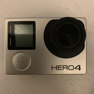 GOPRO Hero 4 + Accessories for Sale in Charlotte, NC