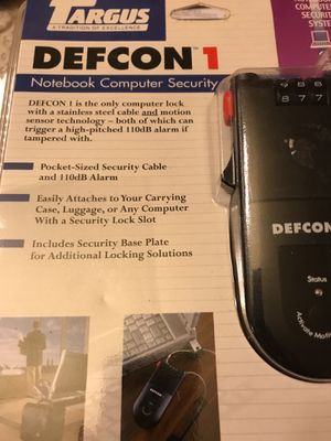 Notebook Computer Security System for Sale in Westworth Village, TX