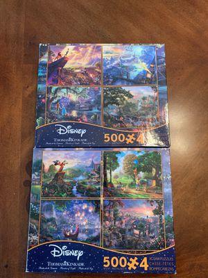 Thomas Kinkade Disney Puzzles for Sale in Surprise, AZ