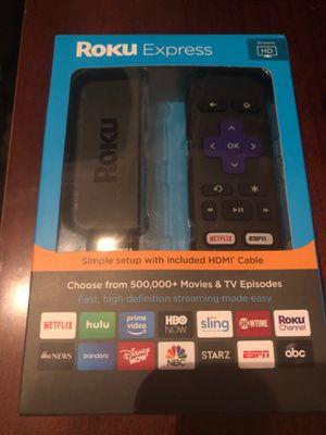 Roku tv for Sale in Los Nietos, CA