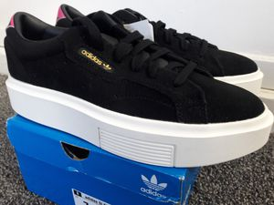 Brand New Adidas Sleek Super Shoes Women's Size 7 & 10 for Sale in Rialto, CA