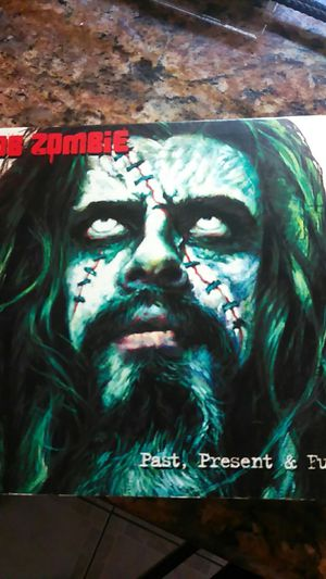 Rob Zombie Music and Video CD for Sale in US