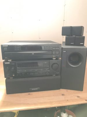 Stereo Rack Theater System for Sale in O'Fallon, IL