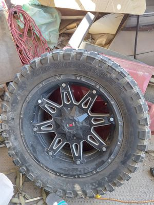 Rims for truck for Sale in Fresno, CA