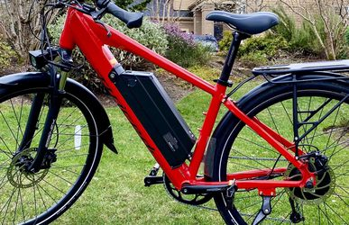 New Crosscurrent X Ebike 80 Plus Mile Range for Sale in Issaquah,  WA