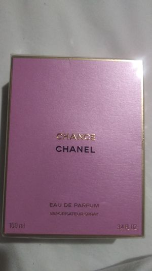 Chanel chance 3.4 perfume for Sale in Los Alamitos, CA