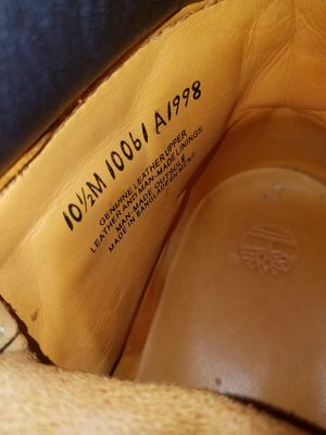 Timberland boots COMES WITH ON BOX for Sale in Bronx, NY