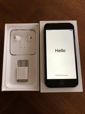 iphone 7 - 32GB, Factory unlocked for any gsm carrier for Sale in Elk Grove, CA