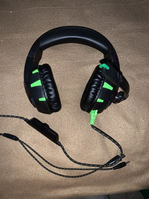 gaming headset for Sale in San Diego, CA