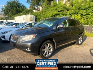 2010 Lexus RX 350 for Sale in Jersey City, NJ