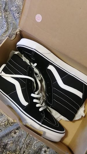 Brand New Vans Old School Sk8-Hi for Sale in Los Angeles, CA