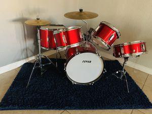 Kid Drum set Fever for Sale in Pomona, CA