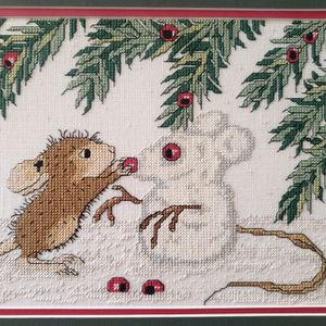 Adorable Mouse Cross Stitch for Sale in Lakewood, CA