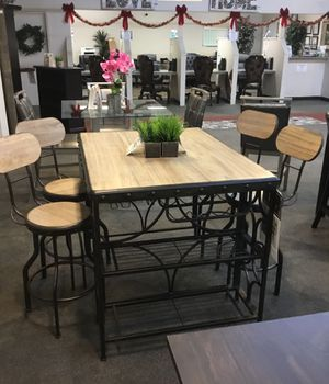 5 pc/ Bar Dining set for Sale in Houston, TX