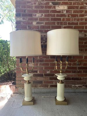 Vintage lamps for Sale in St. Louis, MO