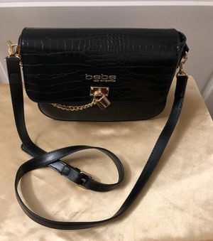 Bebe crossbody purse new never used. for Sale in Moreno Valley, CA