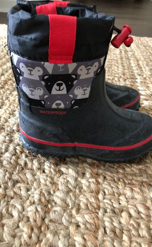 Rain and snow boots for Sale in Kennesaw, GA