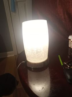Night Light For The Room , Or Just A Light To Have Next To Your Bed As You Read A Book. for Sale in Nashville,  TN