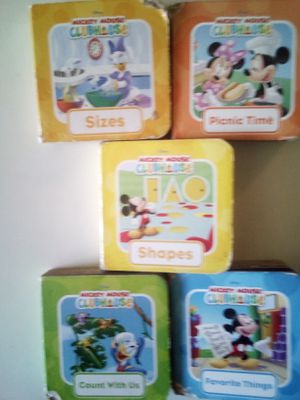Junior Disney Illustrated books for Sale in Painted Post, NY