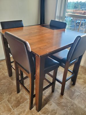 Mahogony Bistro Table for Sale in Seattle, WA