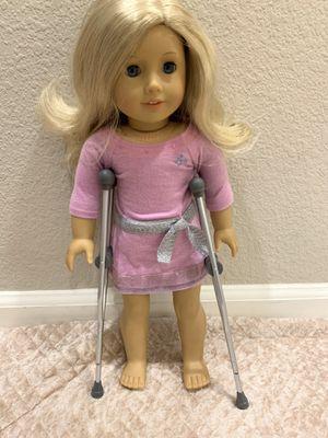 American Girl Doll Crutches for Sale in Granite Bay, CA