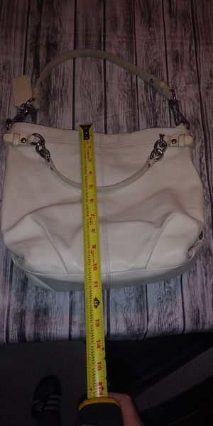 COACH SNAKE SKIN AND LEATHER HOBO BAG for Sale in Houston, TX
