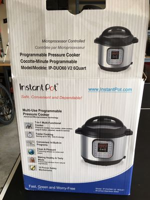 Instant Pot for Sale in Kenmore, WA