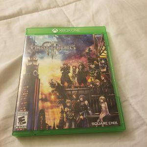 Xbox one kingdom hearts game for Sale in Mission Viejo, CA
