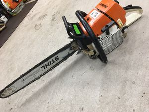 Stihl 046 Mag chainsaw for Sale in Snohomish, WA