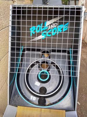 Roll n score skee ball table for Sale in Glendale, AZ