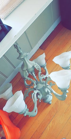Antique chandelier for Sale in Woonsocket, RI
