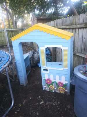 Play house and Baby Swing Setup for Sale in Norfolk, VA