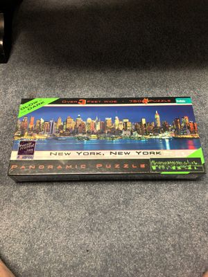 Panoramic puzzle for Sale in Dublin, OH