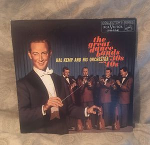 The Great Dance Bands of The 30's & 40's Vinyl LP Album for Sale in Barrington, IL