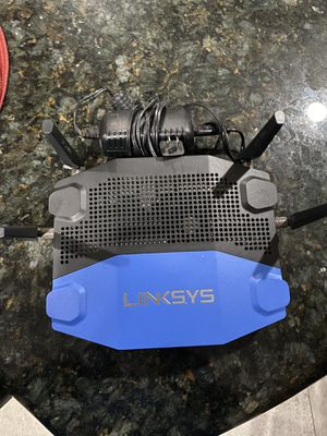Linksys WRT AC1900 Wireless router for Sale in Morris Plains, NJ