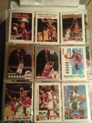 Michael Jordan cards NBA for Sale in Prineville, OR