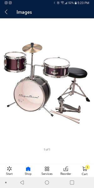Spectrum Jr Drum Set for Sale in Nashville, TN