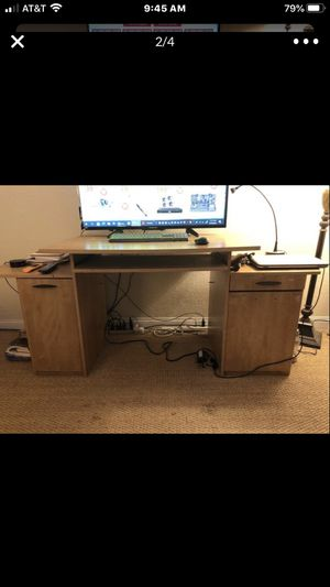 Free desk! Need two people to load. for Sale in Dana Point, CA