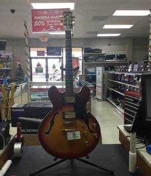 Samick Electric Guitar SAT650 for Sale in Houston, TX