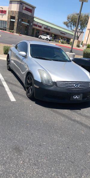 Infiniti G35 for Sale in Buckeye, AZ