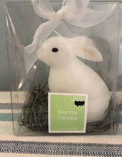 Easter Bunny Candle for Sale in Arlington,  VA