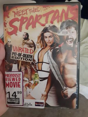 Meet the Spartans movie for Sale in Sacramento, CA