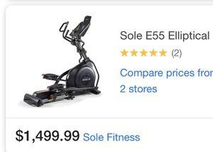 NordicTrack elliptical exercise bike for Sale in Houma, LA