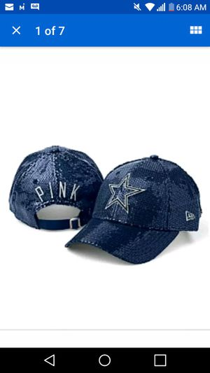 ITEM WANTED!! LOOKING FOR A VS VICTORIA SECRET PINK NFL COWBOYS PINK HAT for Sale in Fort Worth, TX