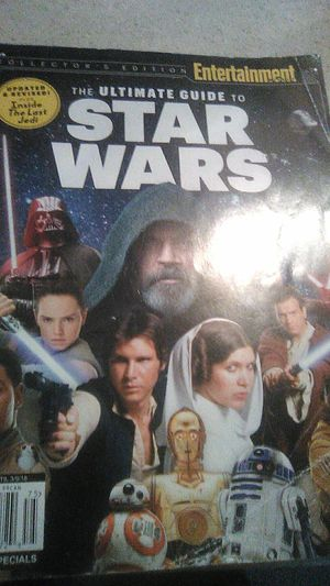 For sale starwars collector's edition for Sale in Meridian, MS