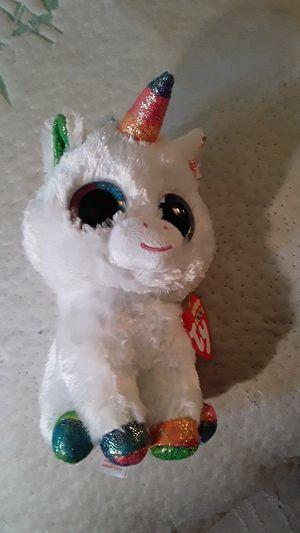 Beanie Boo Unicorn for Sale in Stockton, CA