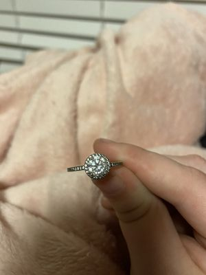 Pandora Halo Ring for Sale in Columbia, SC